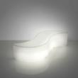 Wave pad világítással