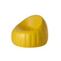 Gelée fotel sárga
