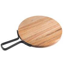 TableCraft fémfüles fa tálalódeszkaS