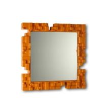 Pixel tükör narancssárga