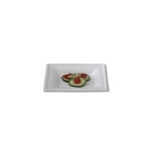 Szögletes tányér 1