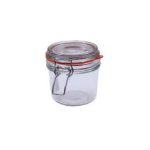 Zárható tároló - üveg