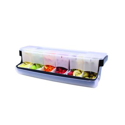 TableCraft műanyag gyümölcsrendező