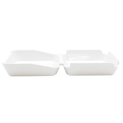 hamburgeres doboz alakú tálaló