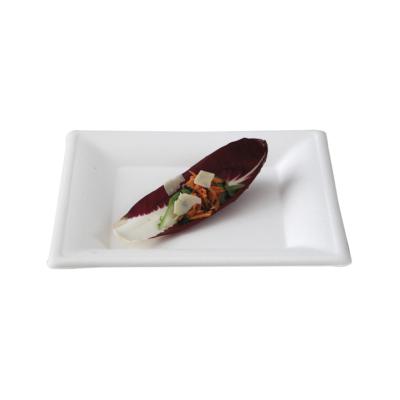 Szögletes tányér 3